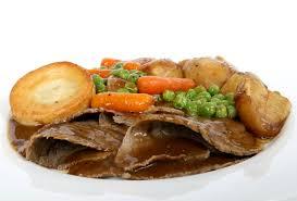 Pot Roast Supper