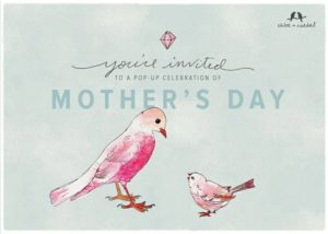 Mothers' Day Pop-Up
