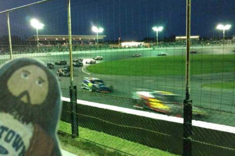 Flat Jesus at Seekonk Speedway