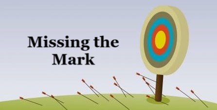 Missing the Mark