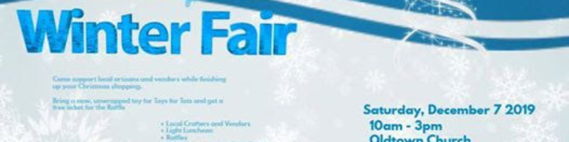 2019 Winter Fair