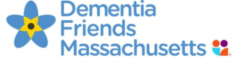 Dementia Friends Massachusetts