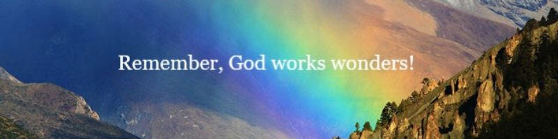 God Works Wonders