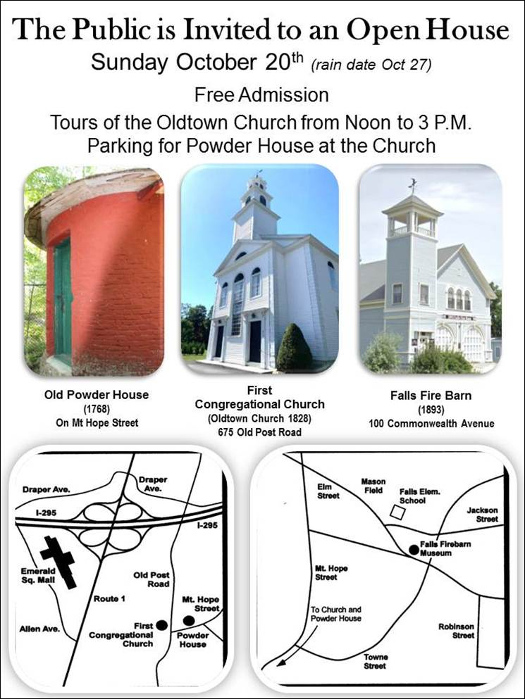 Historic Open House